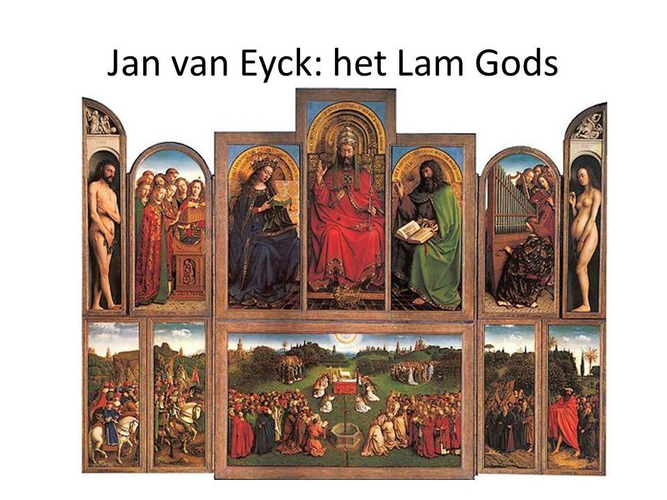 Jan van Eyck: het Lam Gods
