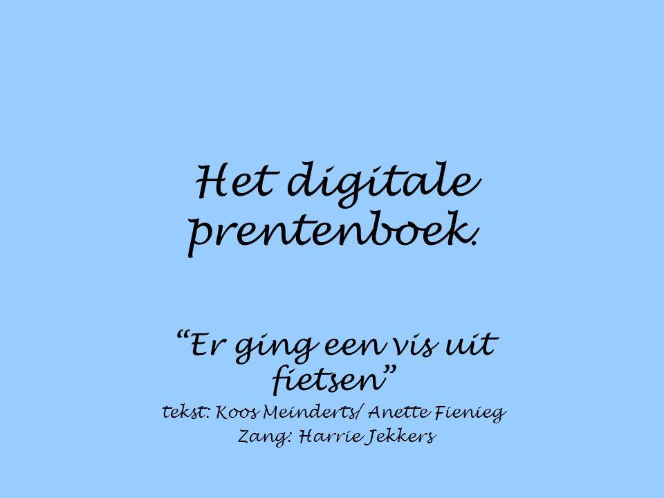 Het digitale prentenboek.