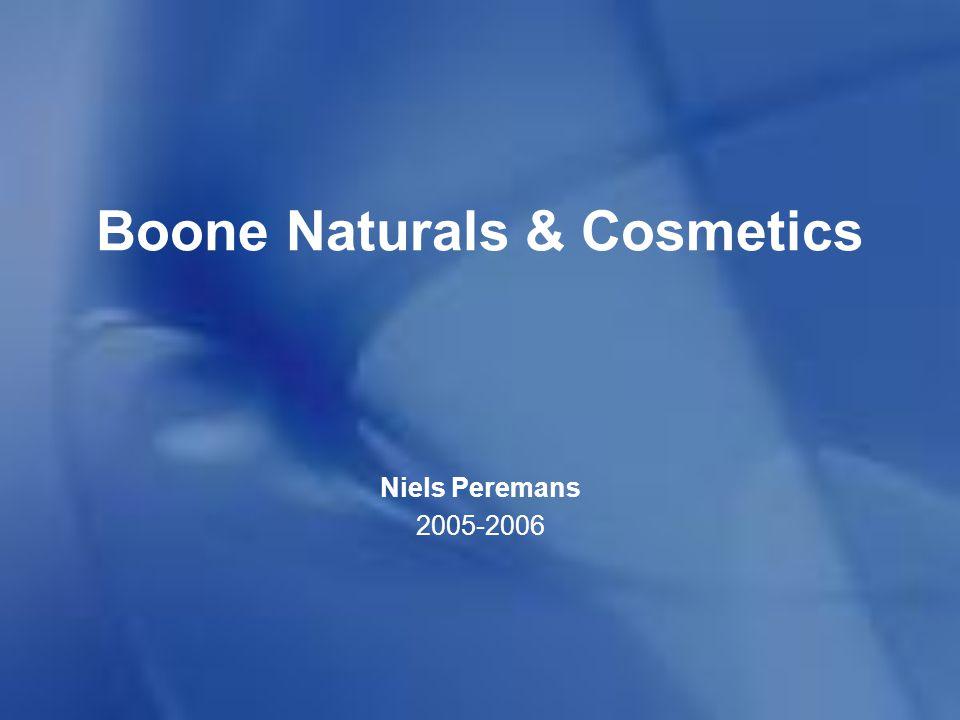 Boone Naturals & Cosmetics