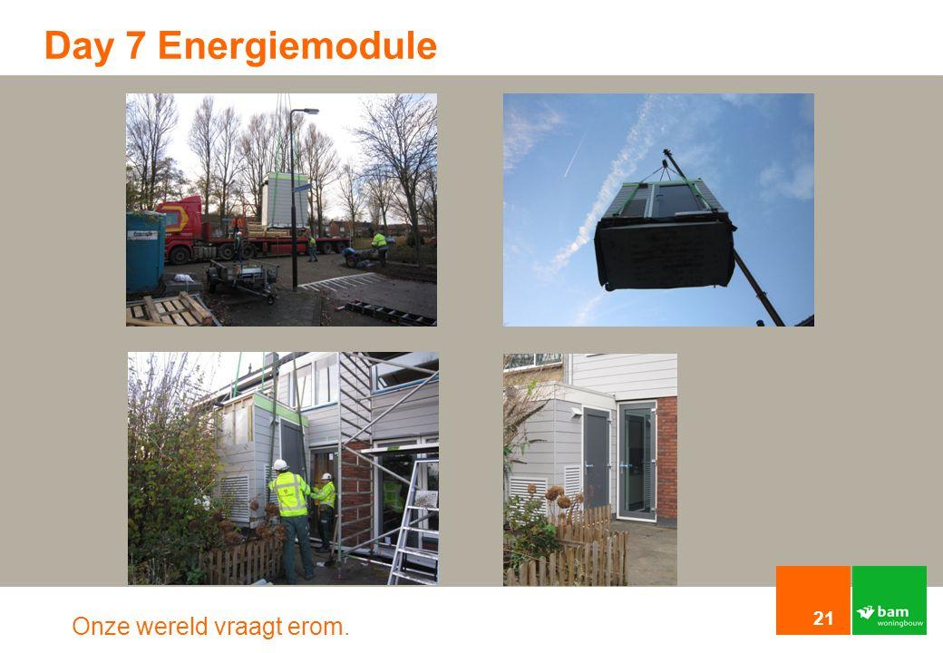 Day 7 Energiemodule