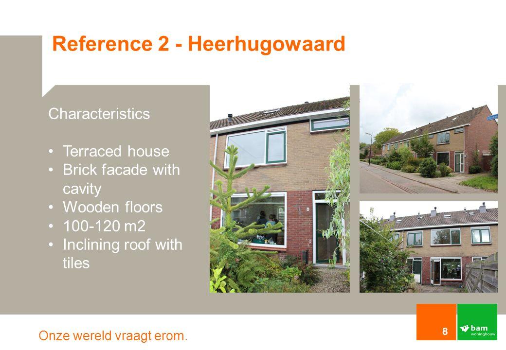 Reference 2 - Heerhugowaard
