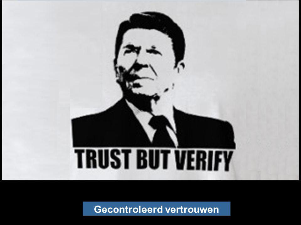 Gecontroleerd vertrouwen