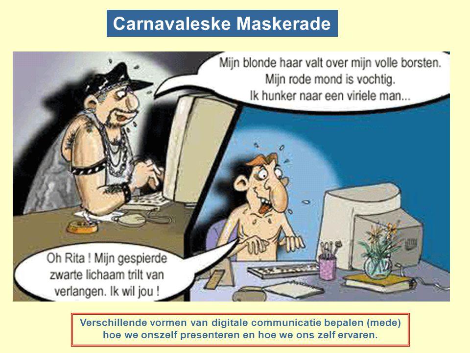 Carnavaleske Maskerade