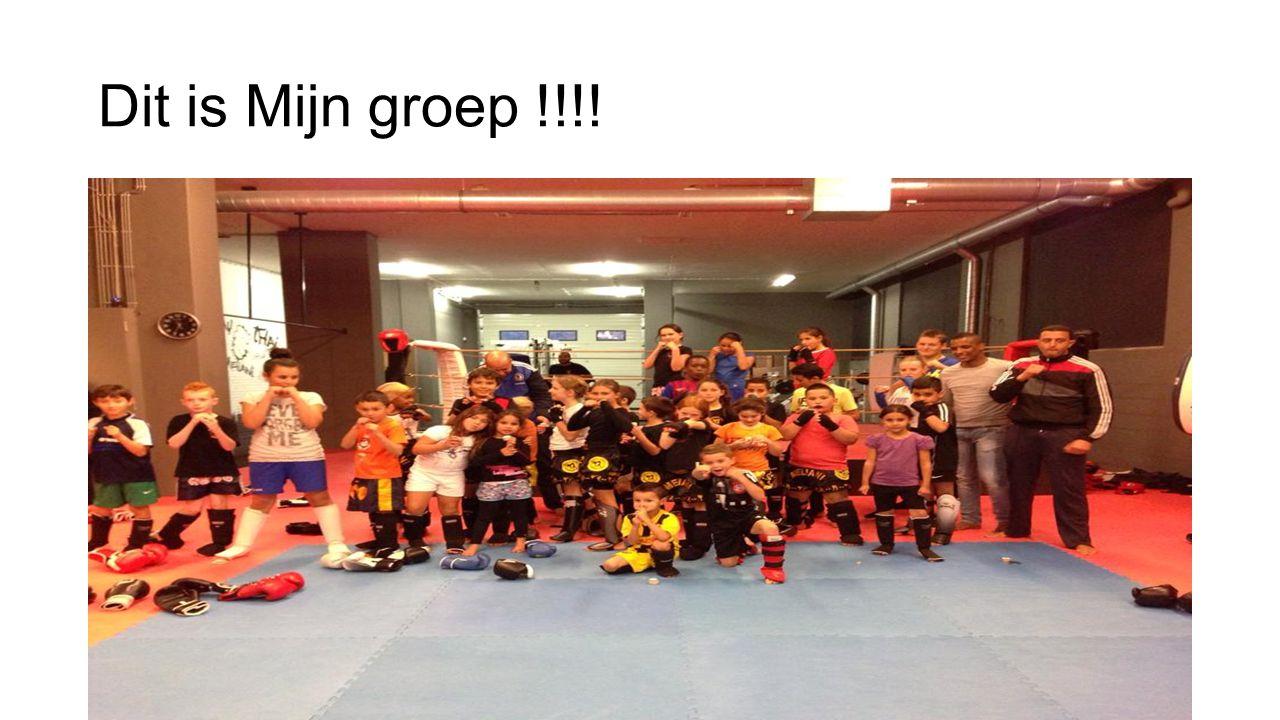 Dit is Mijn groep !!!!