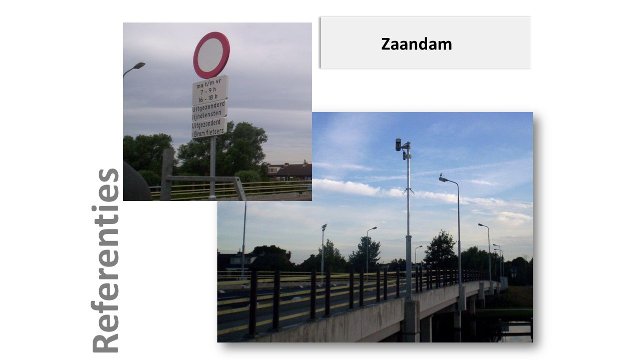 Zaandam Referenties