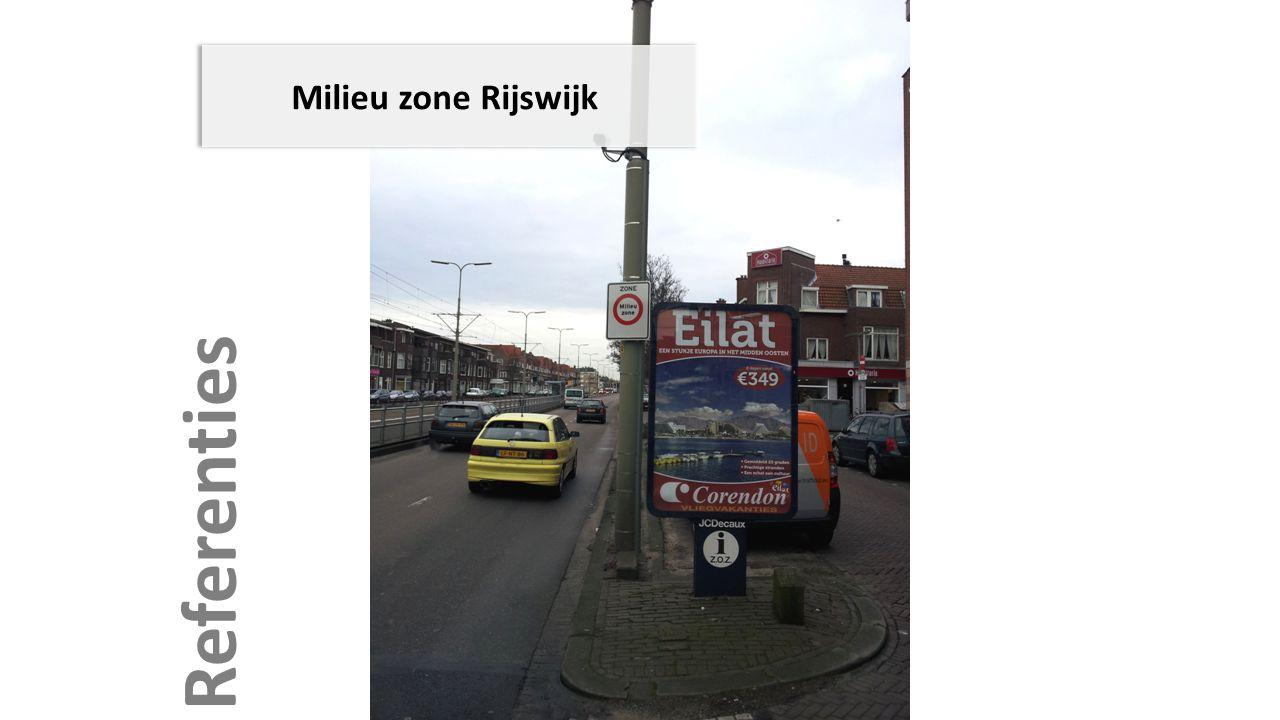 Milieu zone Rijswijk Referenties