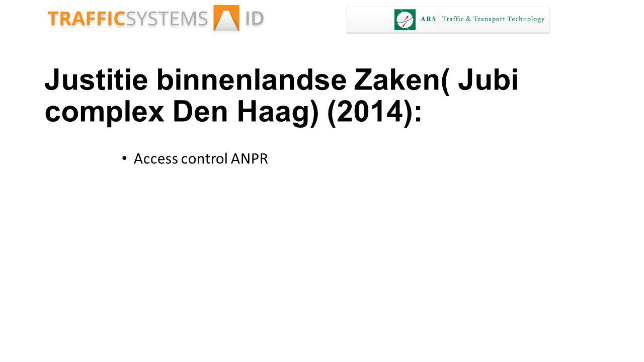 Justitie binnenlandse Zaken( Jubi complex Den Haag) (2014):