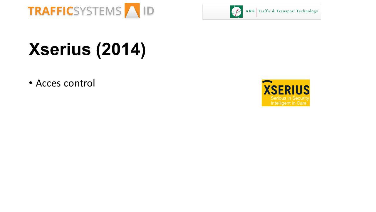 Xserius (2014) Acces control