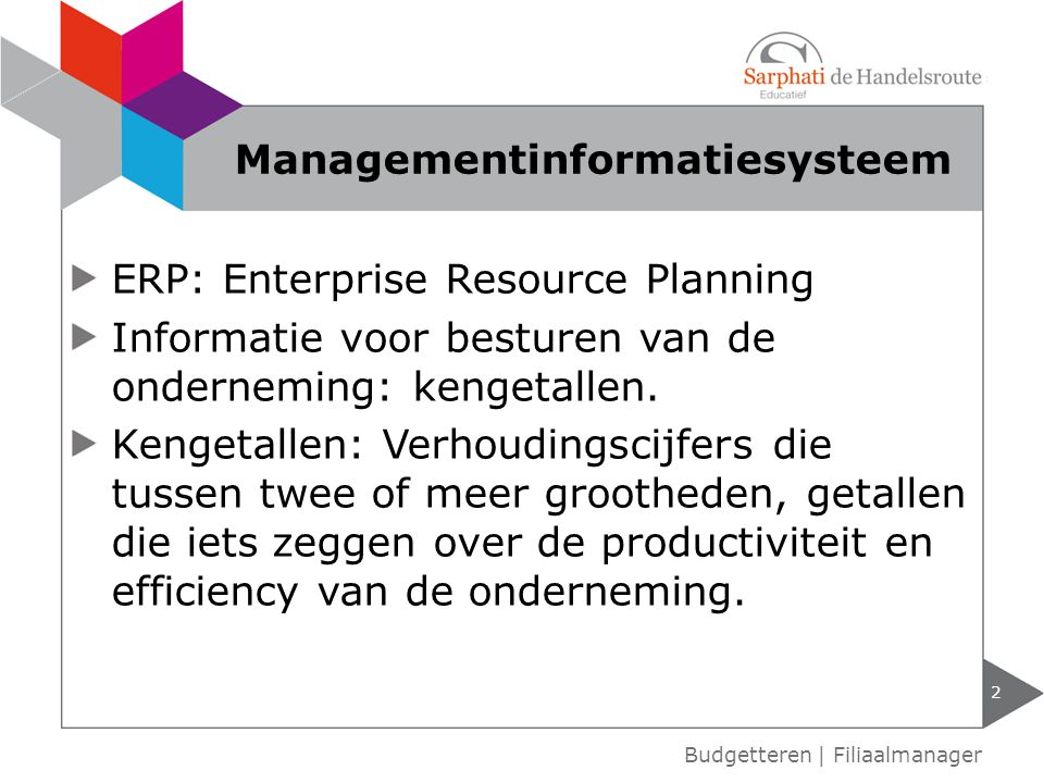 Managementinformatiesysteem