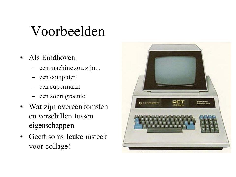 Voorbeelden Als Eindhoven