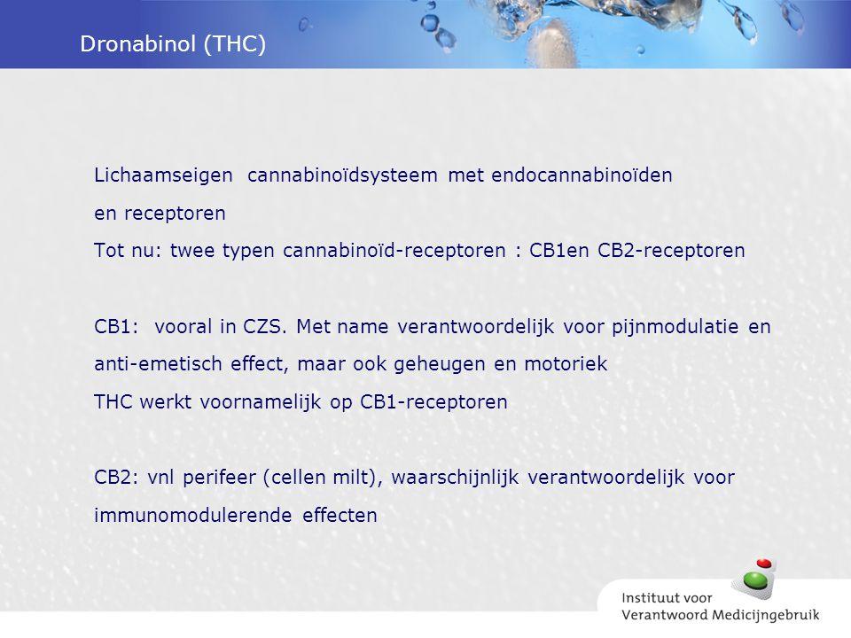 Dronabinol (THC)