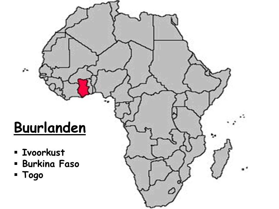Buurlanden Ivoorkust Burkina Faso Togo 2