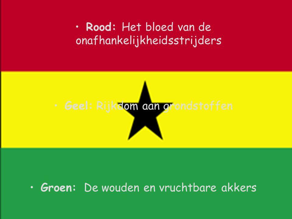 Rood: Het bloed van de onafhankelijkheidsstrijders