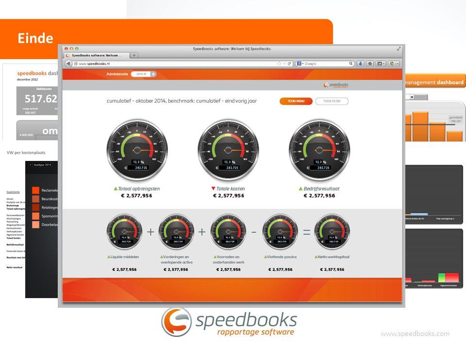 Einde www.speedbooks.com 12
