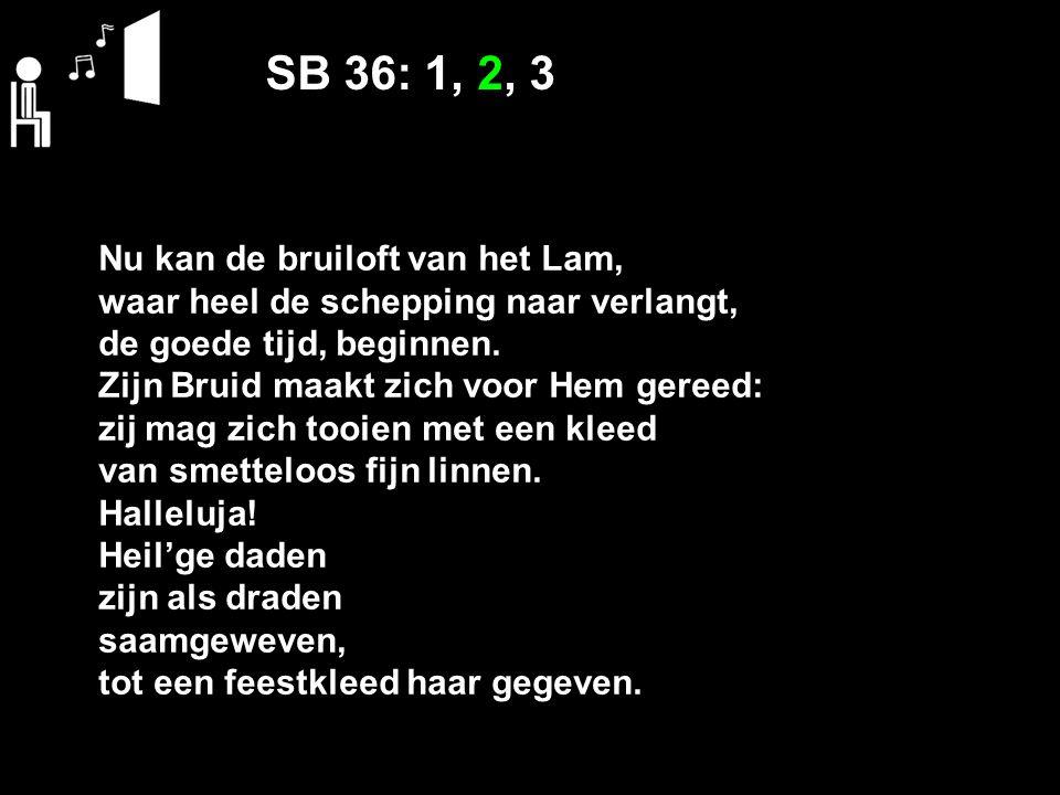 SB 36: 1, 2, 3