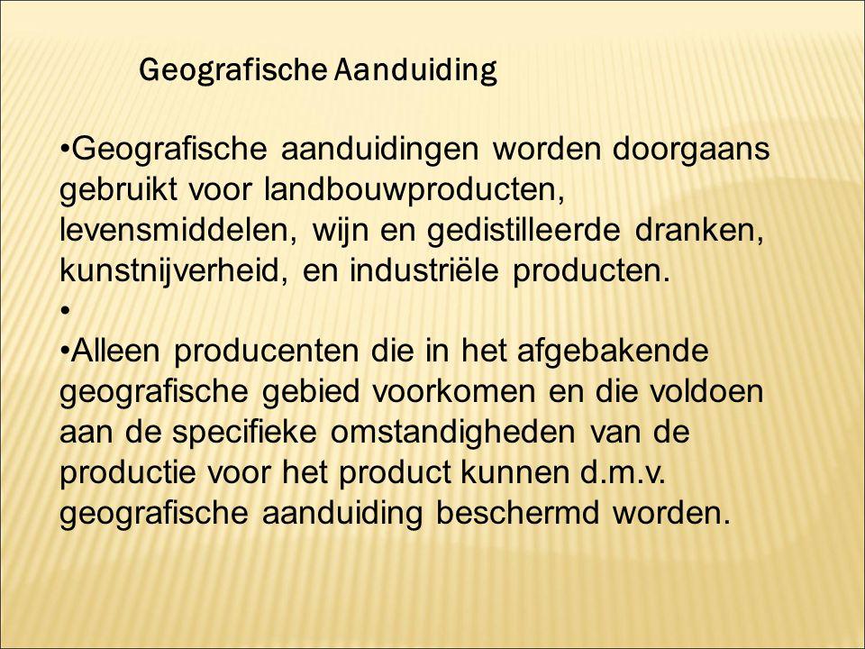 Geografische Aanduiding