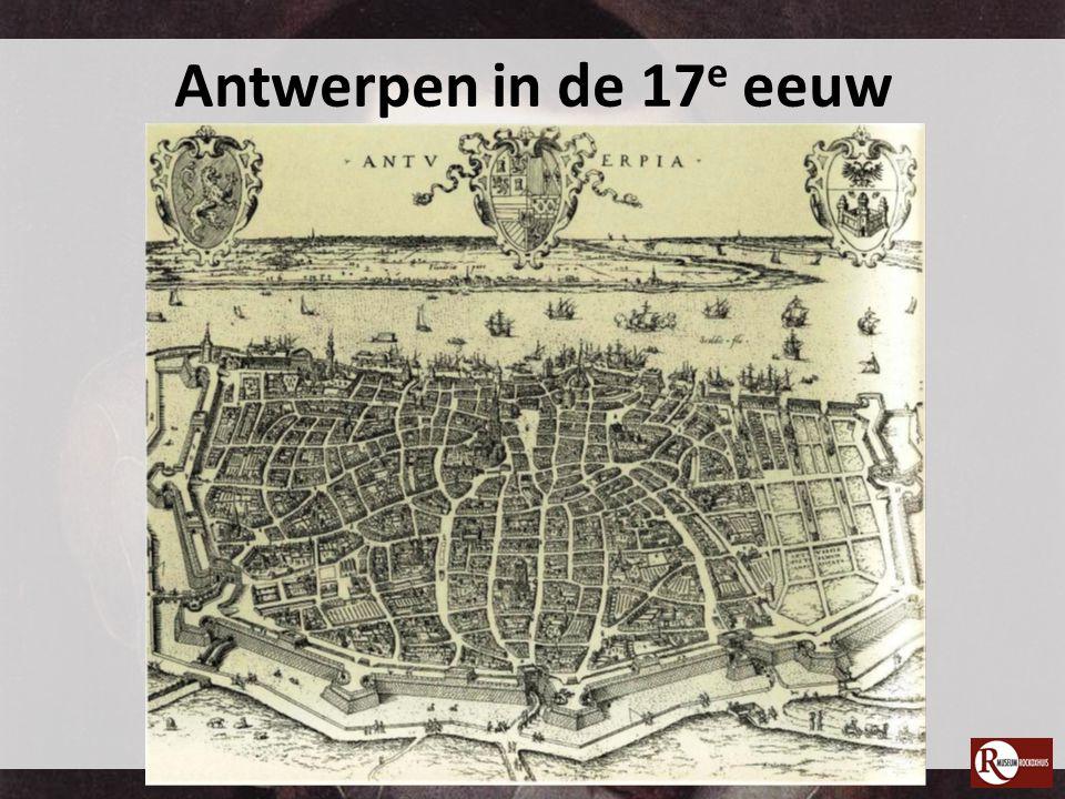 Antwerpen in de 17e eeuw