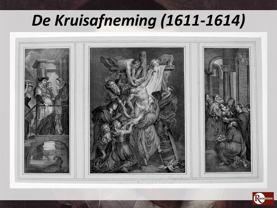 De Kruisafneming (1611-1614)