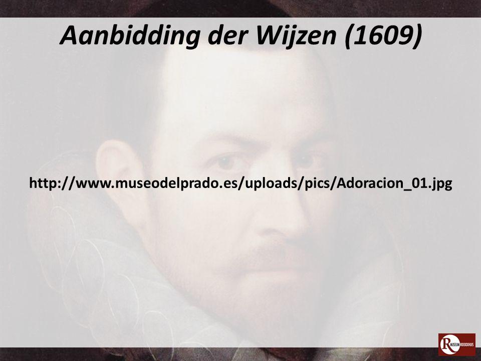 Aanbidding der Wijzen (1609)