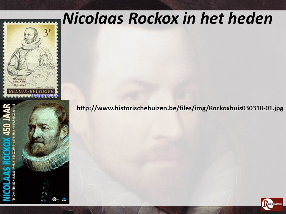 Nicolaas Rockox in het heden