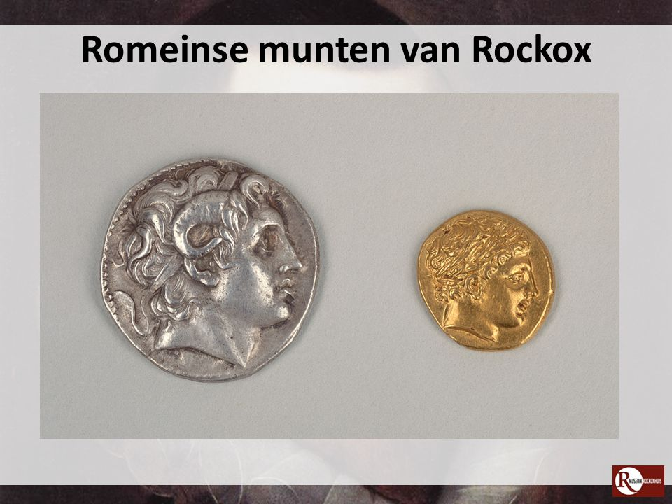Romeinse munten van Rockox