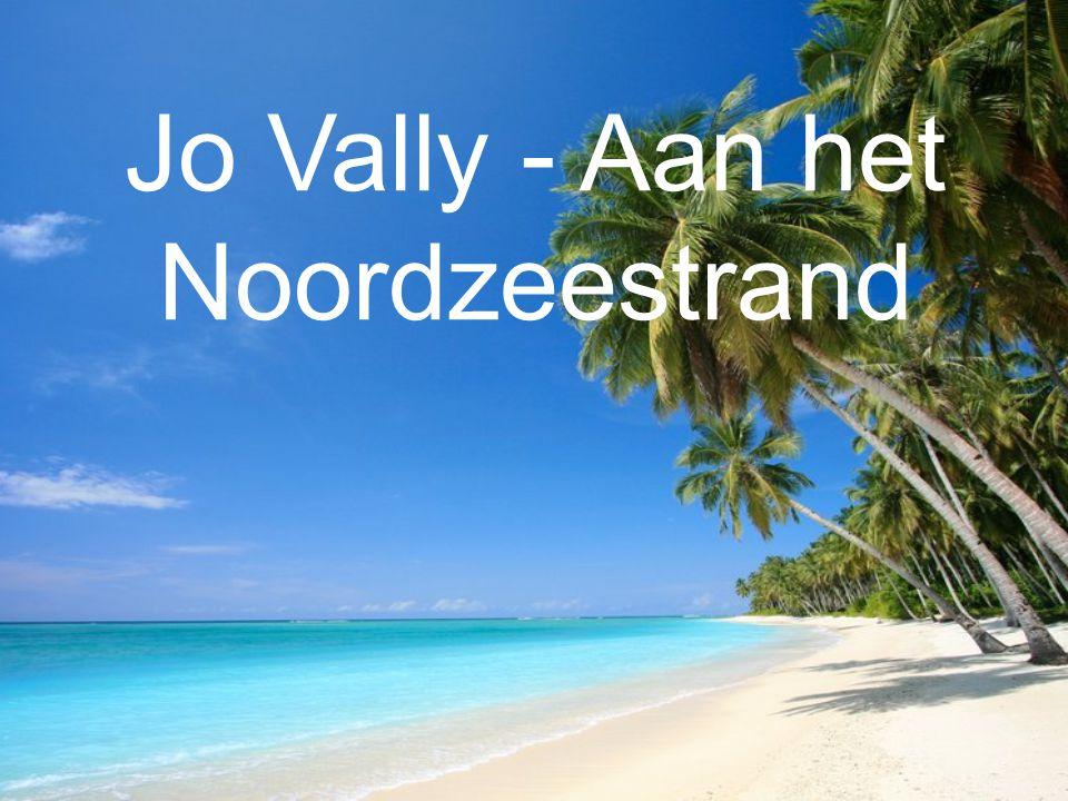 Jo Vally - Aan het Noordzeestrand