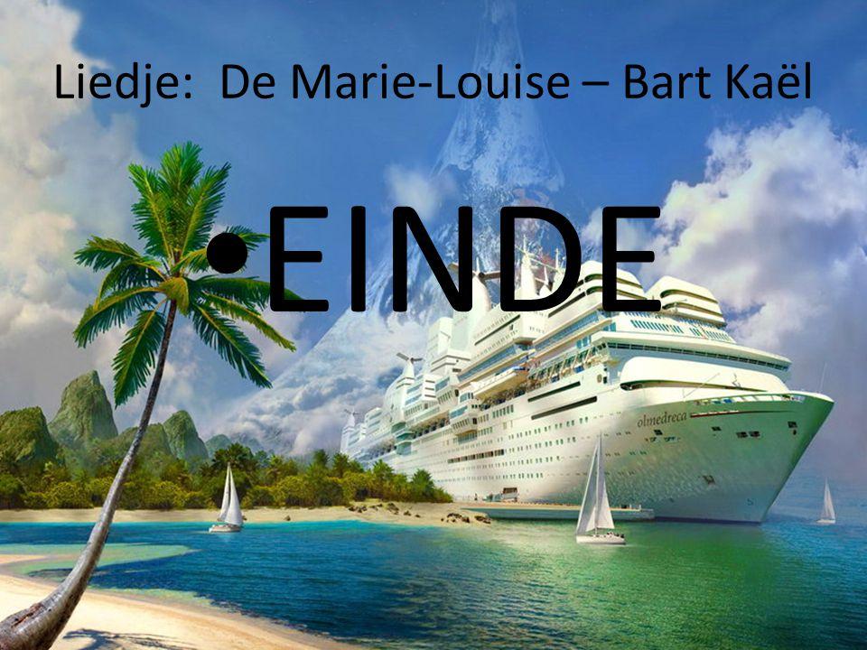 Liedje: De Marie-Louise – Bart Kaël