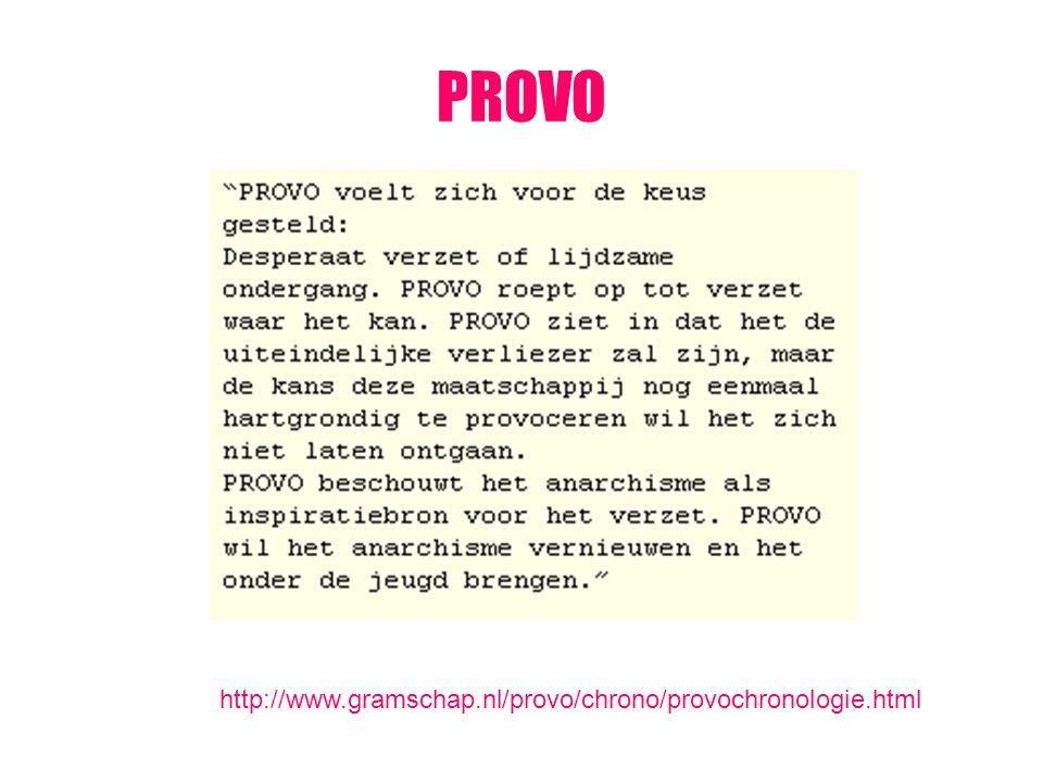 PROVO http://www.gramschap.nl/provo/chrono/provochronologie.html