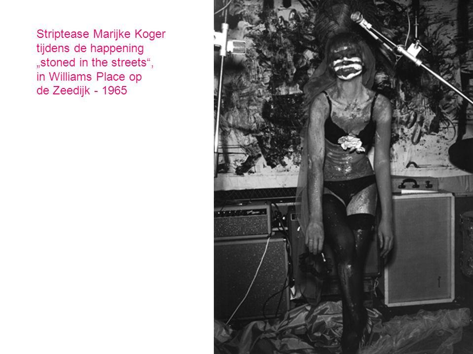 Striptease Marijke Koger