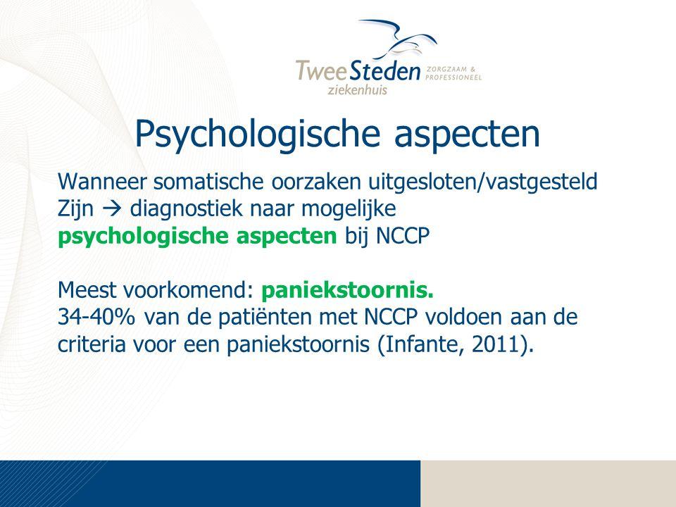 Psychologische aspecten