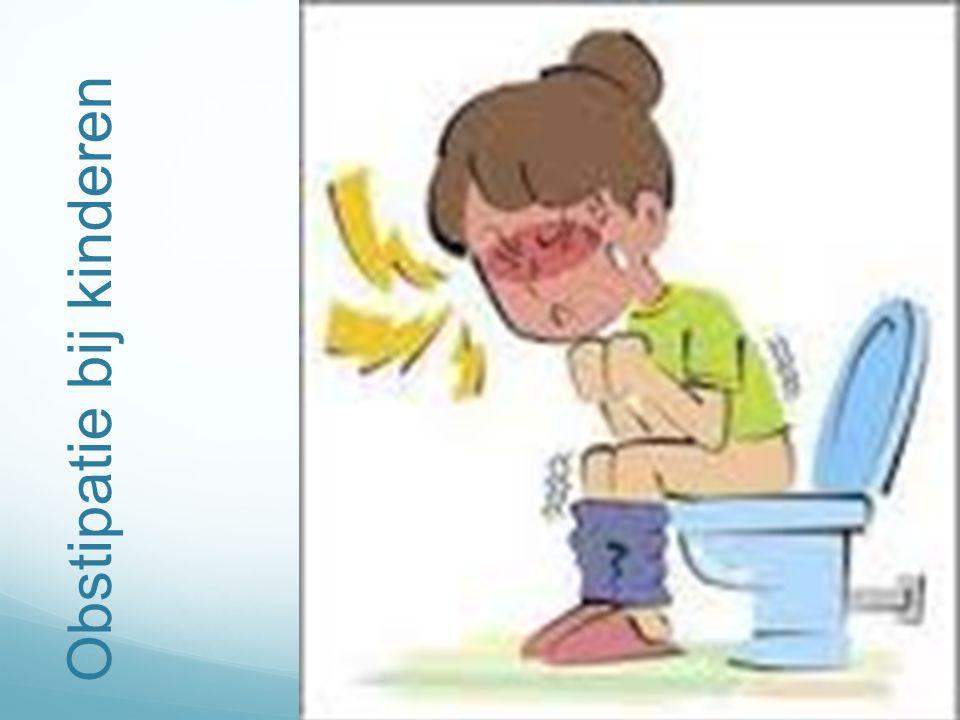Obstipatie bij kinderen