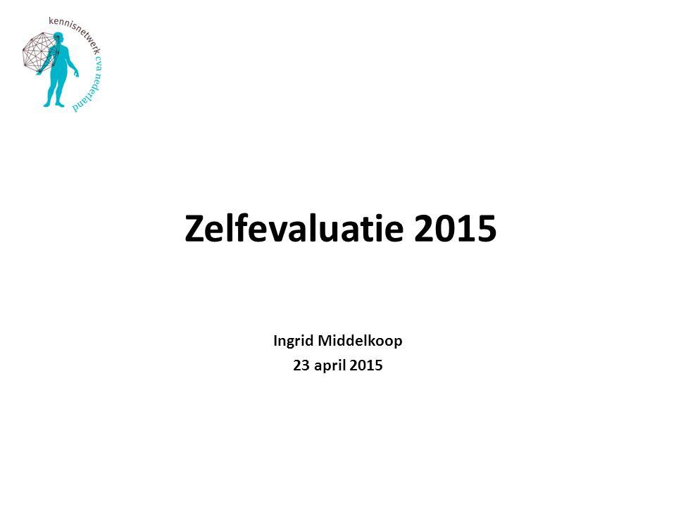 Ingrid Middelkoop 23 april 2015