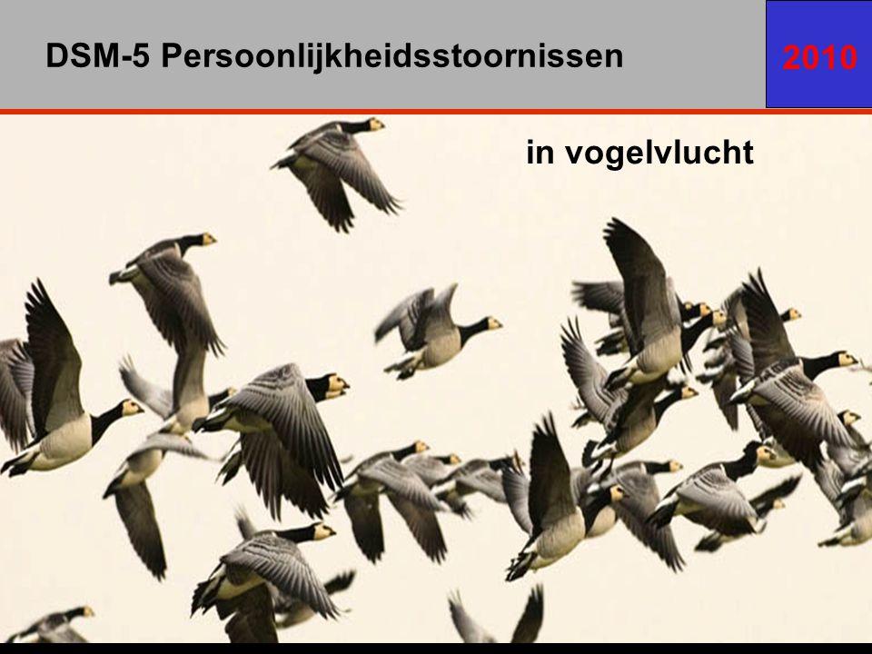 DSM-5 Persoonlijkheidsstoornissen