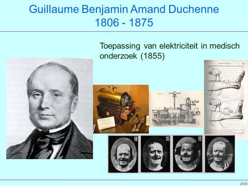 Guillaume Benjamin Amand Duchenne 1806 - 1875