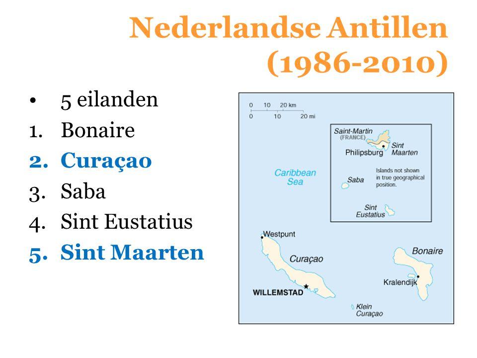 Nederlandse Antillen (1986-2010)