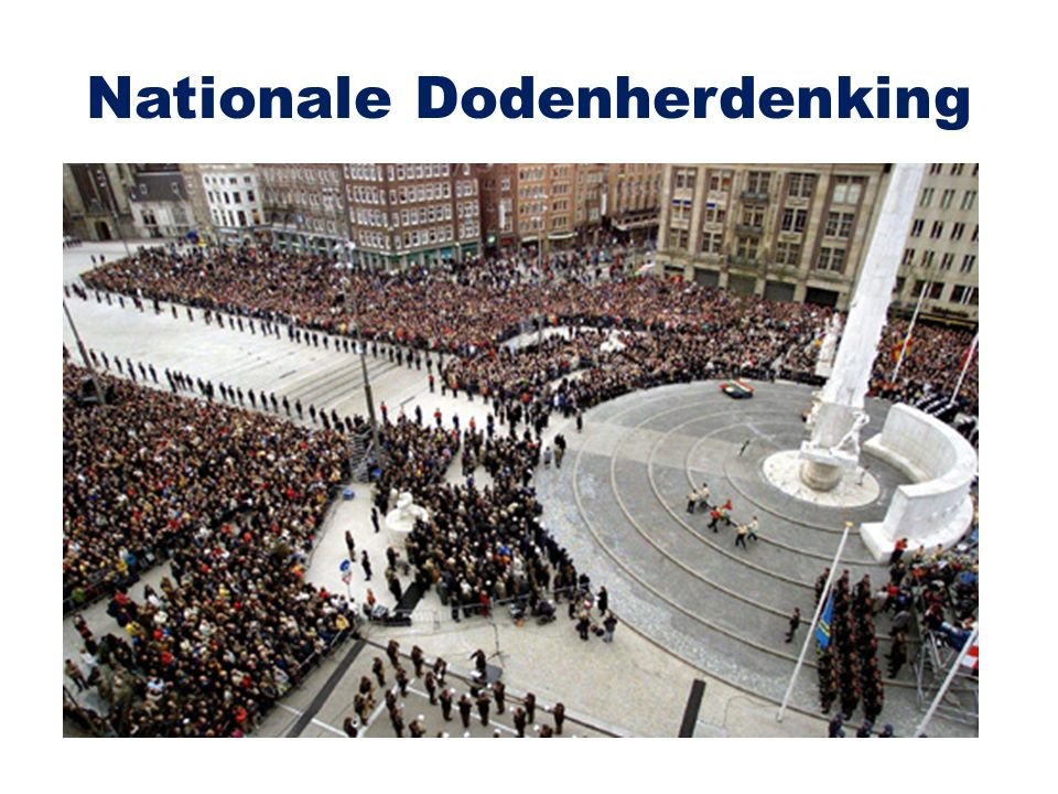 Nationale Dodenherdenking