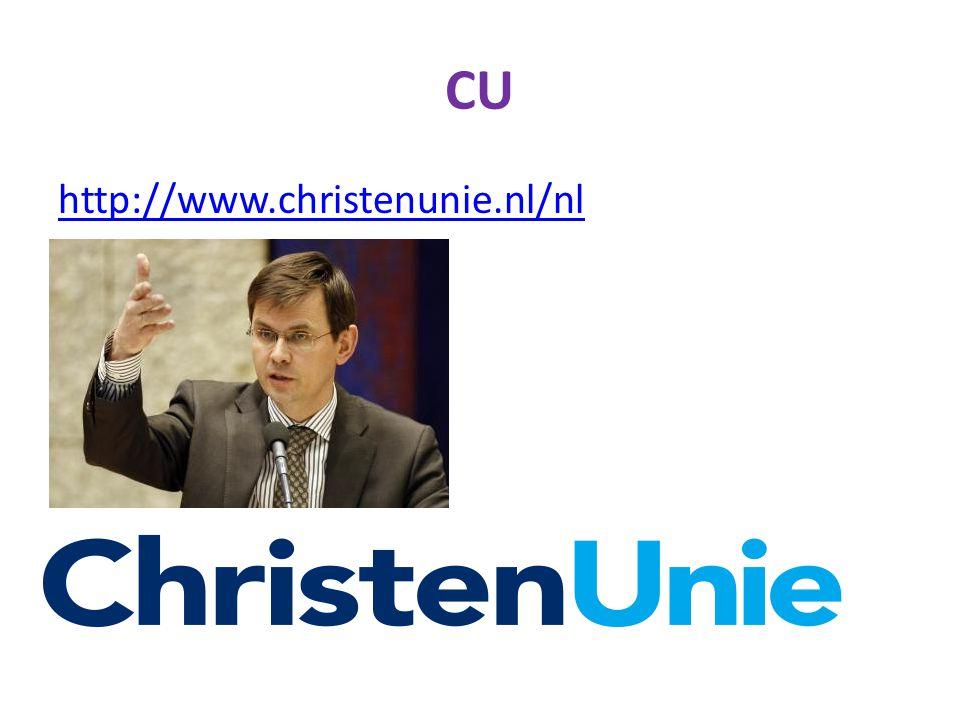 CU http://www.christenunie.nl/nl
