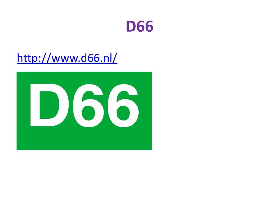 D66 http://www.d66.nl/