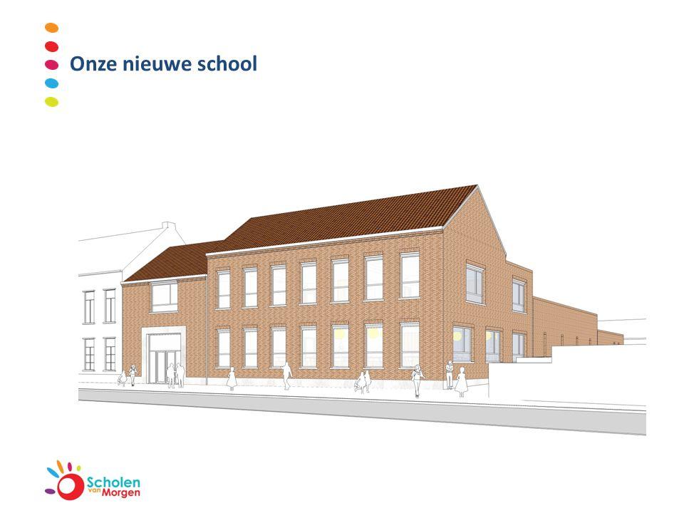 Onze nieuwe school