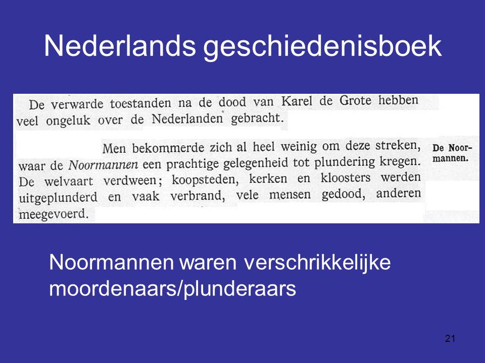 Nederlands geschiedenisboek