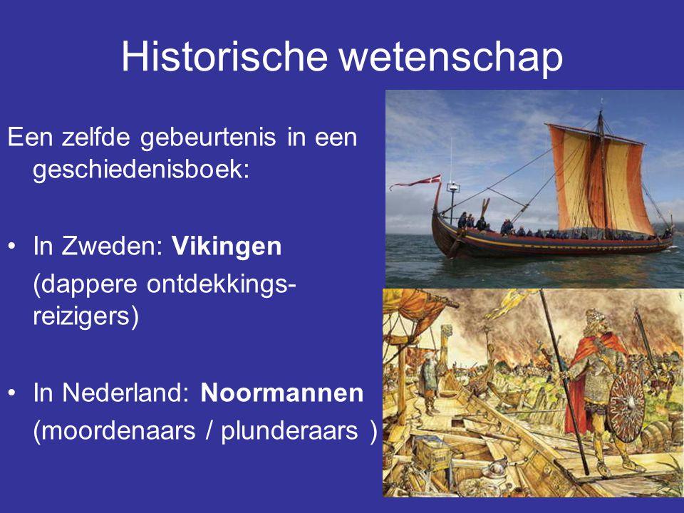 Historische wetenschap
