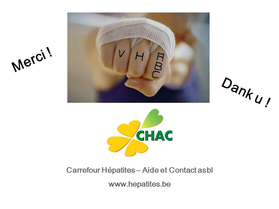 Carrefour Hépatites – Aide et Contact asbl
