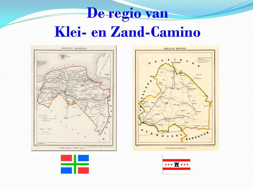 De regio van Klei- en Zand-Camino