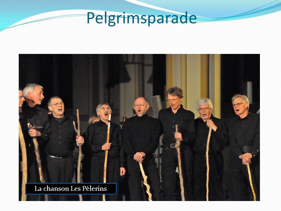 La chanson Les Pèlerins