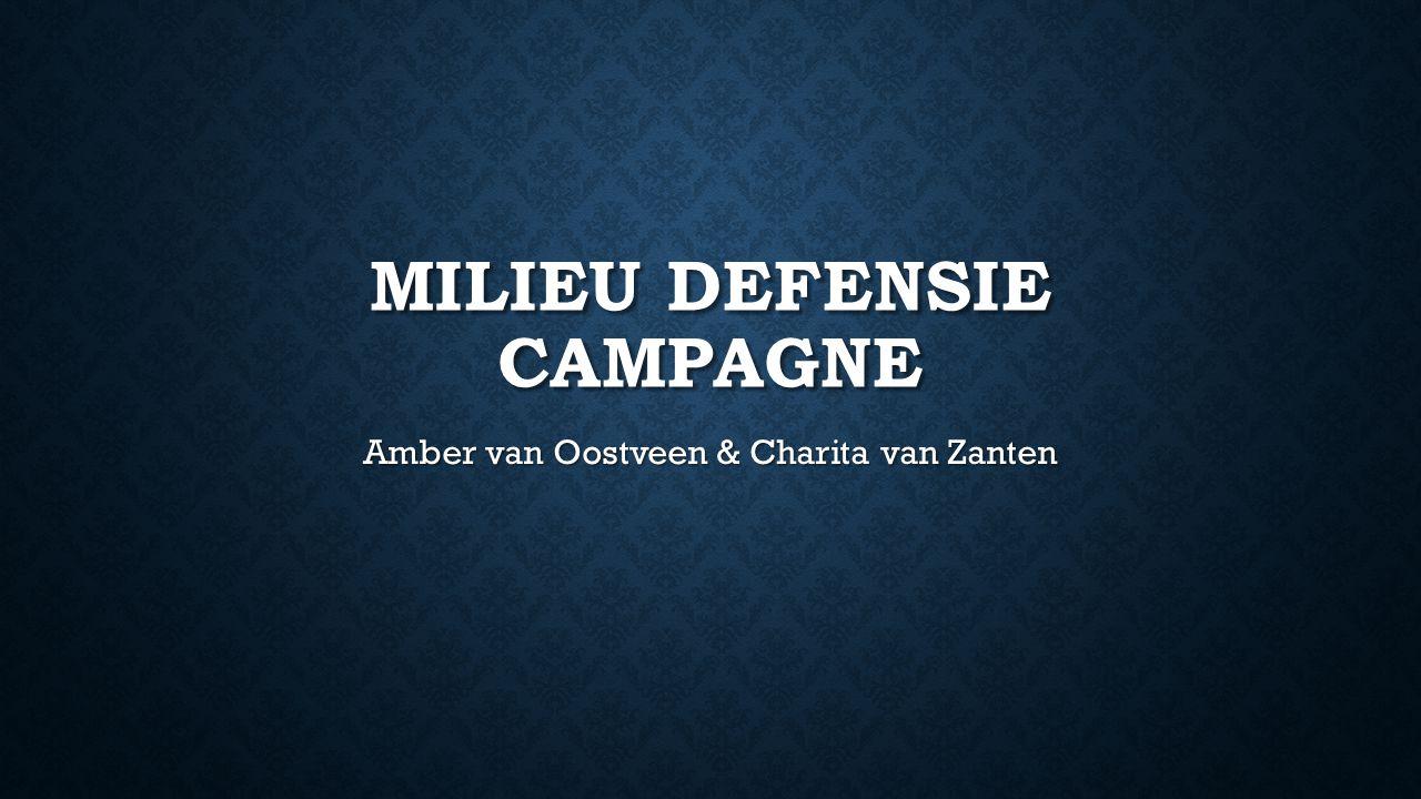 Milieu Defensie Campagne