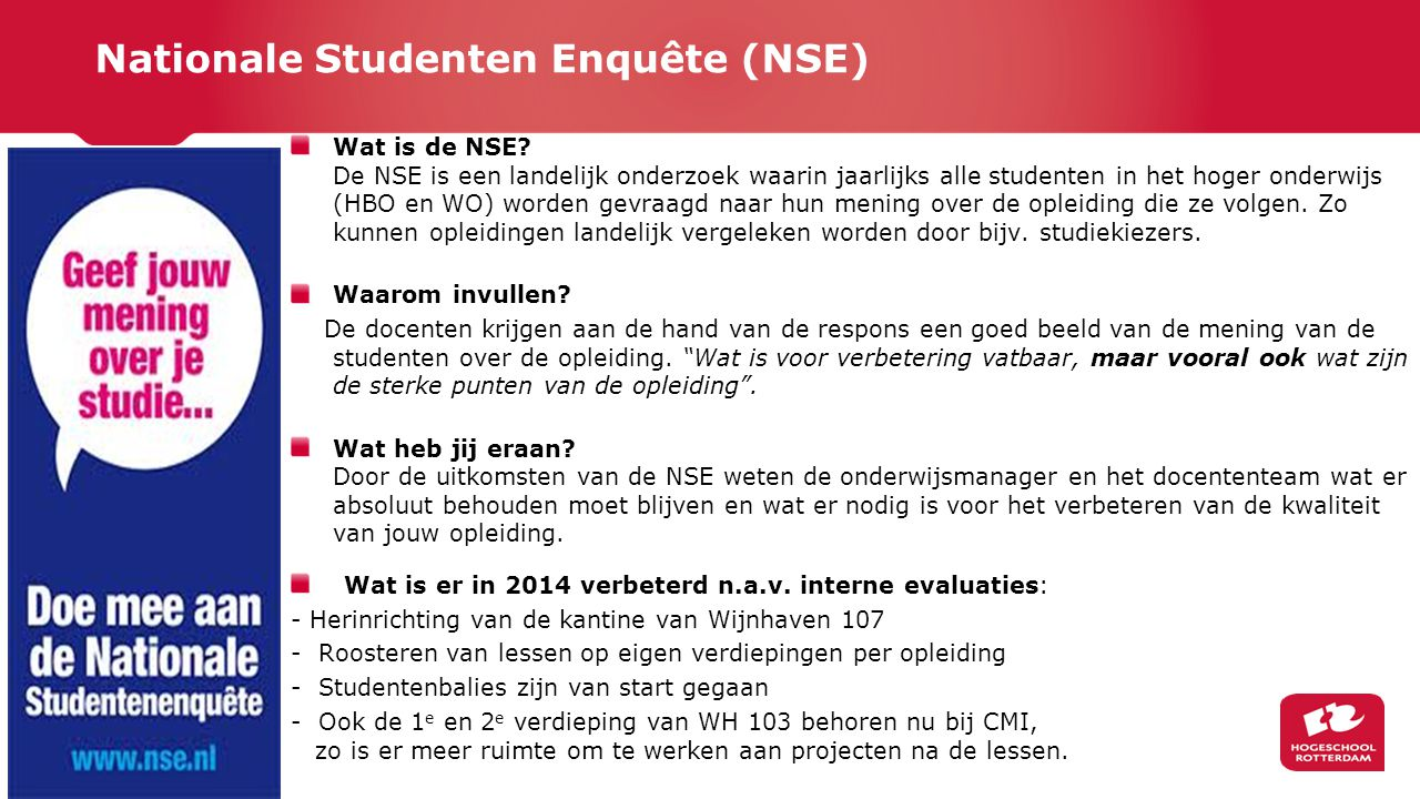 Nationale Studenten Enquête (NSE)