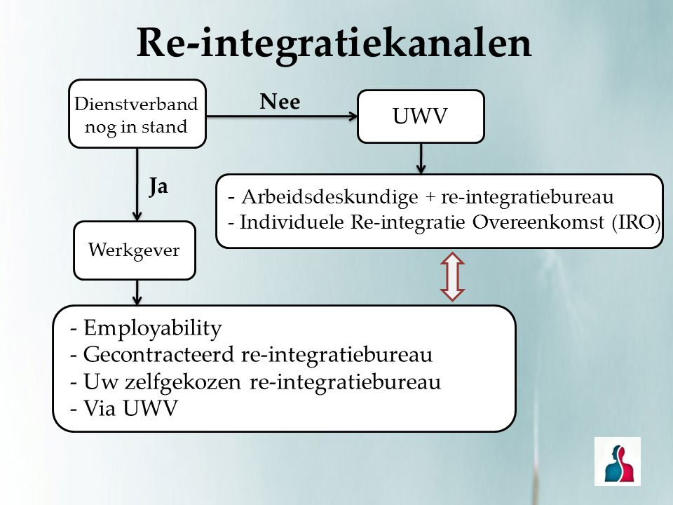 Re-integratiekanalen