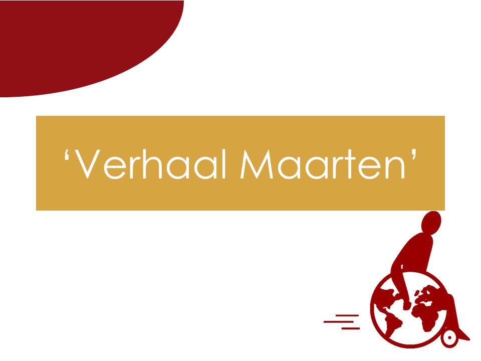 'Verhaal Maarten'