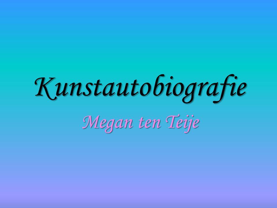 Kunstautobiografie Megan ten Teije
