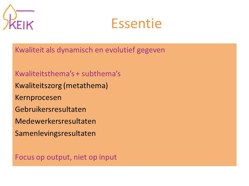 Essentie